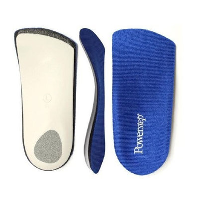Powerstep SlimTech 3/4 Orthotic (Men 11-11.5 Women 13-13.5)