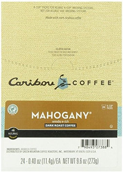 New Brand Caribou Coffee Mahogany Coffee 96 K-cup Portion Pack