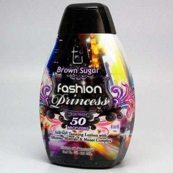 Tan Inc. Fashion Princess SilkSoft Tanning Lotion Ultra 50 Bronzers - 13.5 oz.