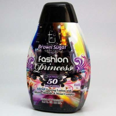 Tan Inc. Fashion Princess SilkSoft Tanning Lotion Ultra 50 Bronzers - 13.5 oz.