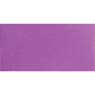 Single Fold Satin Blanket Binding 2 4-3/4 Yards-Grape