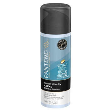 Pantene Pro-V Normal -Thick Hair Style Straighten & Smooth Creme