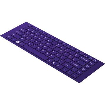 Sony VGP-KBV4/V Keyboard Skin for VAIO EA Series Laptops, Violet