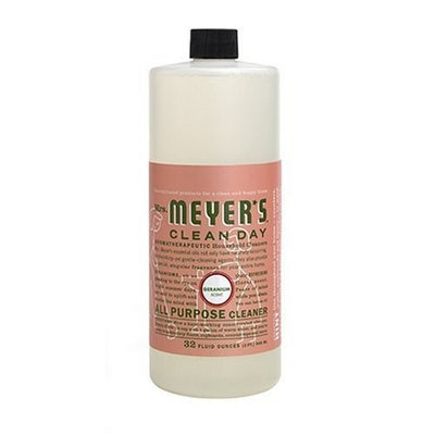 Mrs. Meyer's Clean Day All Purpose Cleaner, Geranium, 32 Ounce Bottle