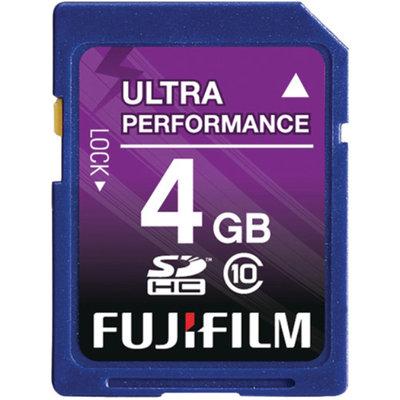 Fujifilm 600008928 4GB Class 10 Secure Digital High-Capacity Memory Card