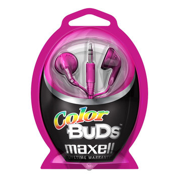 Maxell 190540 Maxell Color Buds Stereo Earphone