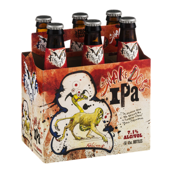 Flying Dog Snake Dog IPA Inda Pale Ale - 6 PK