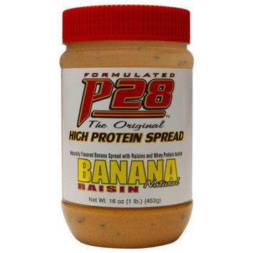 P28 Original High Protein Spread Banana Raisin