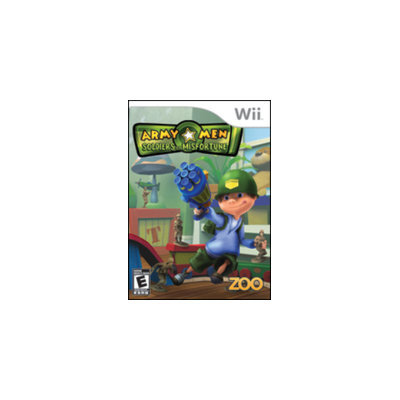 Zoo Games Army Men: Soldiers of Misfortune