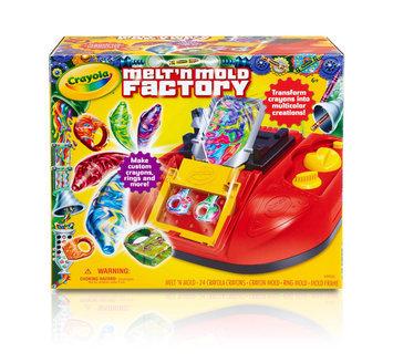 Crayola Melt N Mold Crayon Maker Factory