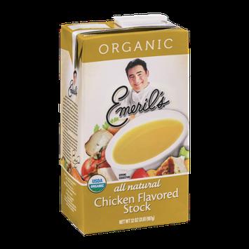 Emeril's Chicken Flavored Stock Organic