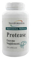 Transformation Enzymes Protease - 120 Capsules