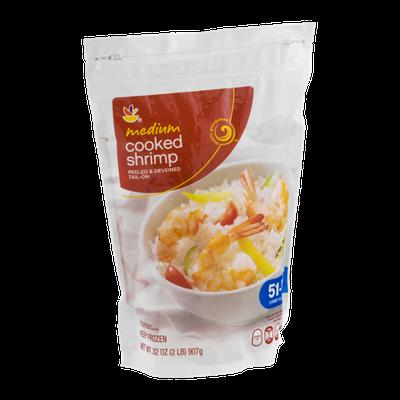 Ahold Cooked Shrimp Medium