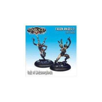 Dark Age Games 3406 Skarrd Fallen Angel 2 Miniature Games