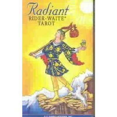 Radiant Rider-Waite Tarot (Cards)