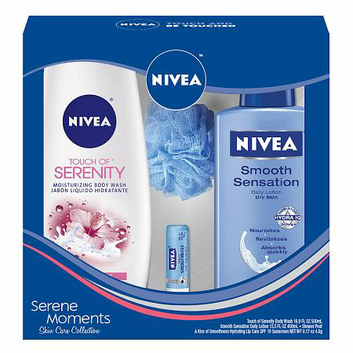 NIVEA Serene Moments Gift Set