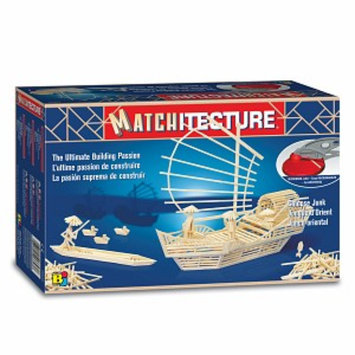 Bojeux Matchitecture Chinese Junk Ages 14+