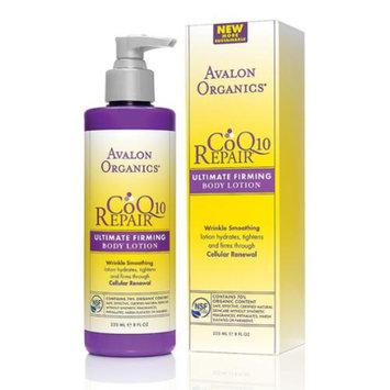 Avalon Organics CoQ10 Repair Ultimate Firming Body Lotion