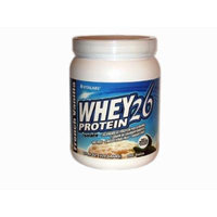 Just Potent Whey Protein Isolate(French Vanilla) - Fat Free :: Cholesterol Free :: Sugar Free :: About 1.0lb