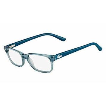LACOSTE Eyeglasses L3606 467 Azure 49MM