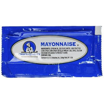 Chef's Quality: Mayonnaise Packets 200 Count