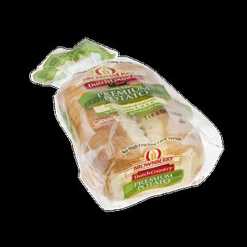 Brownberry Dutch Country Bread Premium Potato Smooth Texture