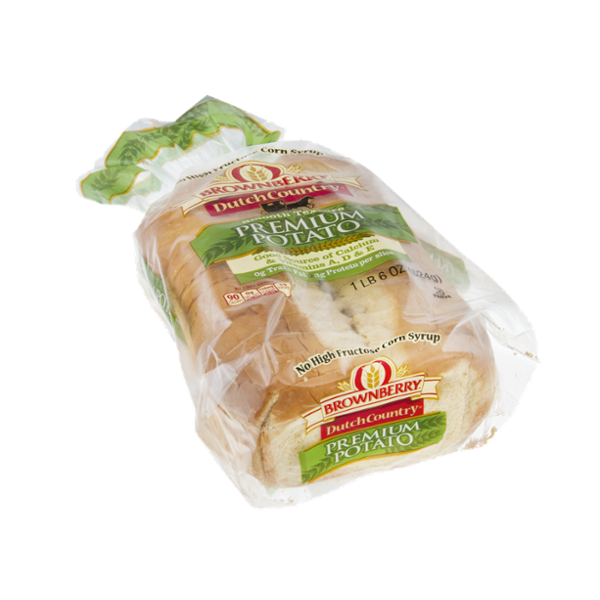 Brownberry Dutch Country Bread Premium Potato Smooth Texture