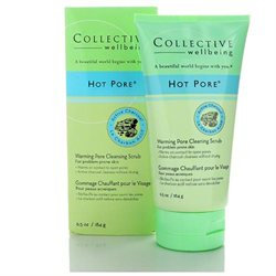 Collective Wellbeing Hot Pore Warming Pore Cleansing Scrub