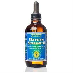 HealthForce Nutritionals - Oxygen Supreme II - 4 oz.