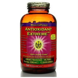 HealthForce Nutritionals Acai Resveratrol Ultimate ORAC Antioxidant Extreme - 360 VeganCaps
