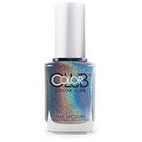 Color Club Halographic Hues Nail Polish - Over the Moon