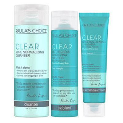 Paula's Choice CLEAR Extra Strength System, 1 set