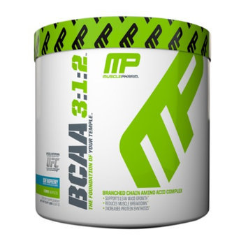 MusclePharm BCAA 3:1:2 Powder Blue Raspberry