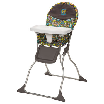 Cosco Slim Fold High Chair Wild Things - DOREL JUVENILE GROUP