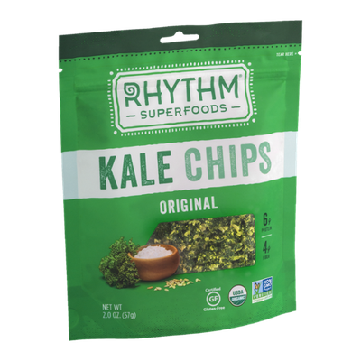 Rhythm Superfoods Kale Chips Original