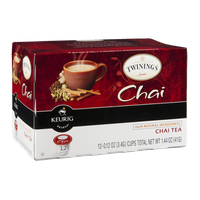 Twinings of London Chai Tea Keurig K-Cups - 12 CT