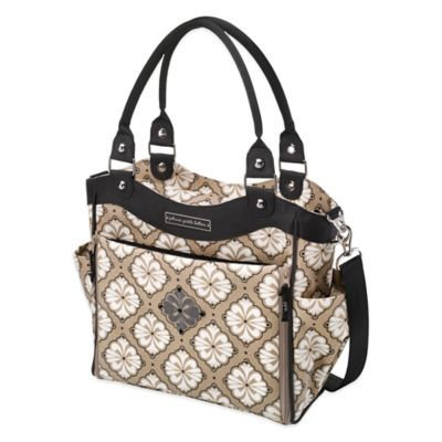 petunia pickle bottom - Glazed City Carryall (Marbella Meadows) Diaper Bags