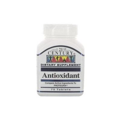 21st Century Healthcare Antioxidant ACE 75 Tablets, 21st Century Health Care