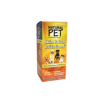 King Bio - Natural Pet Skin & Itch Irritation For Canines Large - 4 oz.