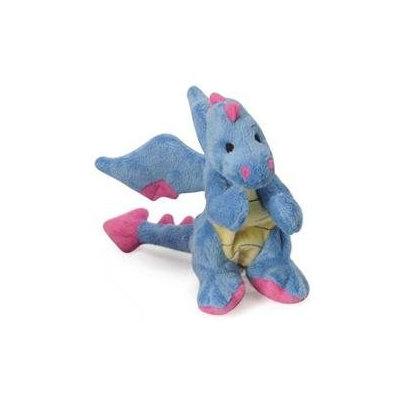 Sherpa Pet Group Quaker Pet GoDog - Mini Dragons Periwinkle Blue - 770800
