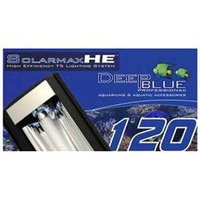 Shopzeus Deep Blue Solarmaxhe T5 Single Strip 10000K 20