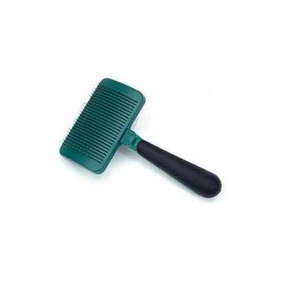 Safari Pet Products DSFW418 Large Safari Self-Cleaning Slicker Brush