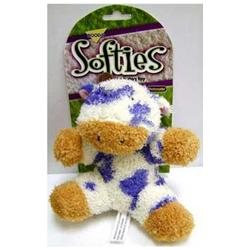 Booda Products Softies Terry Cow 0 0353516