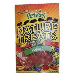 Marshall Pet Products Marshall Pet Peters Nature Treats Papaya