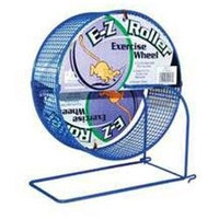 Prevue Pet Products Pve Wheel Wire Mesh Hamster/Gerbil 8 in.