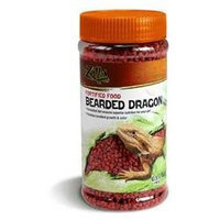 Zilla Fortified Bearded Dragon Pellet Food (6.5-oz canister)