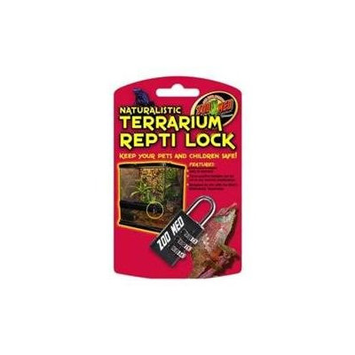 Zoo Med Laboratories Zoo Med Naturalistic Terrarium Repti-lock