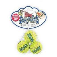 Kong Squeaker Tennis Balls - X-Small 3 pack