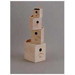 PREVUE PET PRODUCTS BPV1102 Lovebird Inside Nest Box