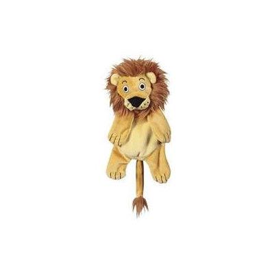 JW Pet Crackle Heads Leroy Lion Dog Toy Large